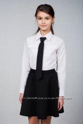 Школьные юбочки для модниц разнообразные модели на 6-11 лет