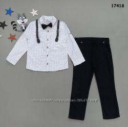 Нарядные костюмы для мальчиков 5-8 лет