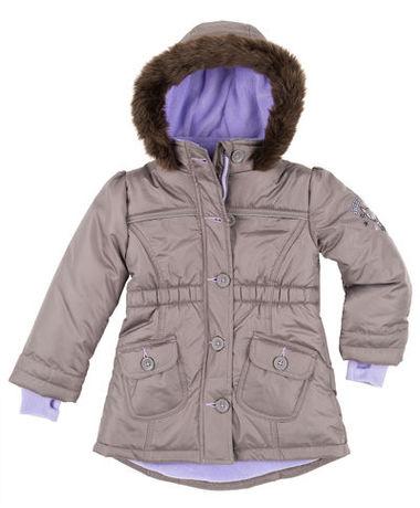 Термокуртка зимняя для девочки 110. 116 Германия