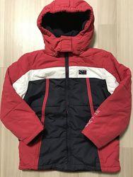 Термокуртка зимняя для мальчика Германия 140-146