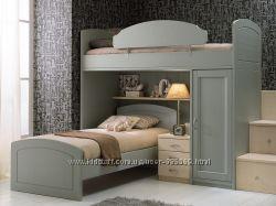 Благородная кровать на заказ на 4 спальных места