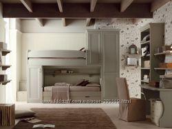 Кровать детская двухъярусная Аристократ на заказ