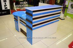 Мебель для своего бизнеса нейл-бар, еспресс-маникюр, стойка в торговый зал