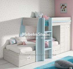 Детская кровать чердак на заказ