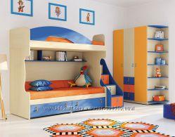 Детская кровать-чердак на заказ