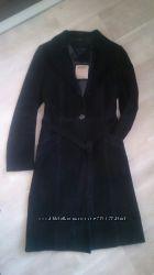 Плащ-пальто натуральная замша