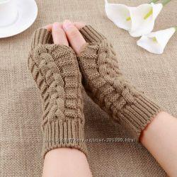 Перчатки рукавички женские