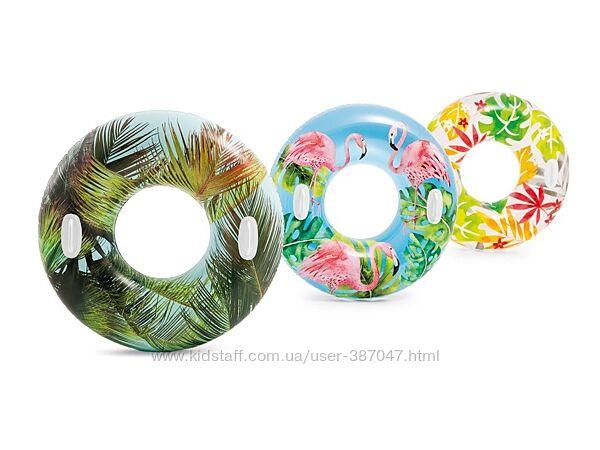 Надувной круг-тюбинг Intex 58263