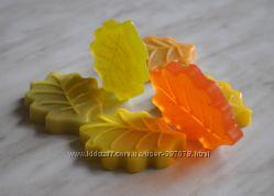 Мыло ручной работы Осенние листочки
