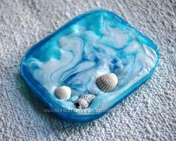 Мыло ручной работы Морская пена