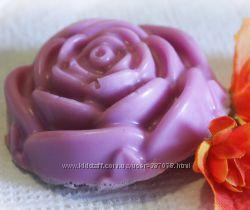 Мыло ручной работы Роза Ромашка
