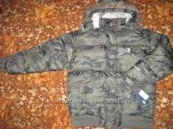 Куртка   зимняя   U. S. Polo Assn.  large  оригинал