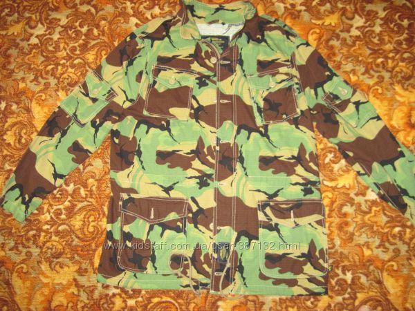 Куртка   камуфляжная   Alpha  Ind.  50-52  large  оригинал