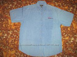 Рубашка джинсовая CoosaCounty  оригинал