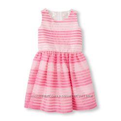 Платье CHILDRENS PLACE.