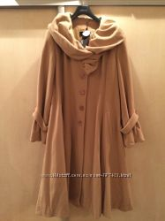 Пальто женское ТМ Aliette Италия р. 52 новое