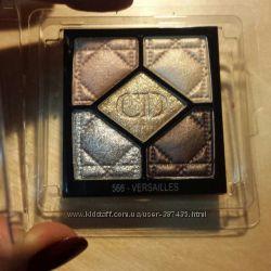 ���� ��� ��� Christian Dior 5 Couleurs Eyeshadow Palett, �������, ��������
