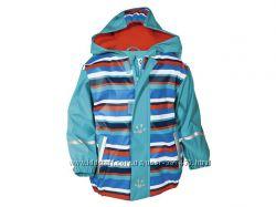 Новая непромокаемая фирменная курточка немецкой марки LUPILU, 110-116