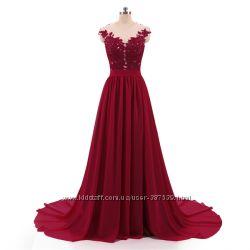 Шикарное вечернее платье, для выпускного
