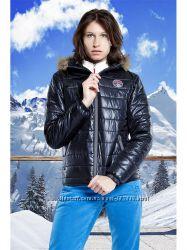 Стильная зимняя курточка известной немецкой фирмы Nebulus  36  S Оригинал