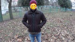 Фирменная зимняя курточка Zara М 48-50 100 процентный оригинал