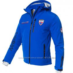 Мужская лыжная курточка NEBULUS BORNEO Softshell XXL-54-56 мембрана 5000