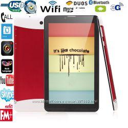 Планшет 7  Wi-Fi3G2SimOTG AGPS
