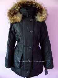 Женская курточка Damo, демисезонная, черная