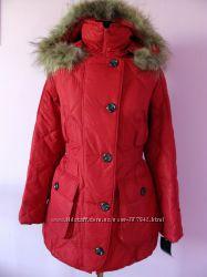 Женская курточка Damo, демисезонная, коралловая