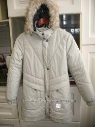 Продам очень хорошее зимнее пальто на девочку