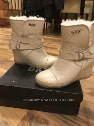 Ботинки, DKNY, зима
