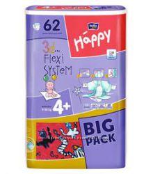 Подгузники Bella Baby Happy хеппи памперс