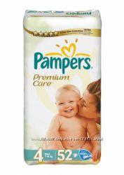 Памперс Pampers Premium Care подгузники