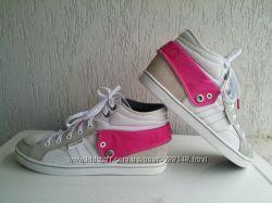 Замшево-текстильные кроссовки Bj&246rn Borg 40р.