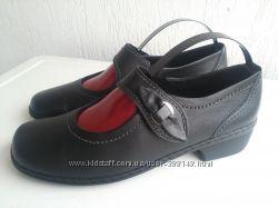 Кожаные туфли Jenny 39р. Индонезия