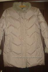 теплая куртка Burberry