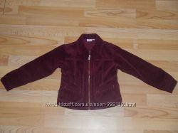стильный вельветовый пиджак Oviesse 3-5лет