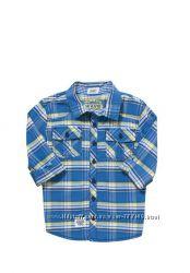 Брендовые рубашки в клетку для мальчиков
