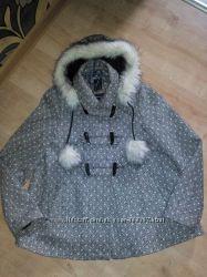 Пальто фирма ATMOSPHERE, размер 12, подойдет на 42-46, хорошее состояние,