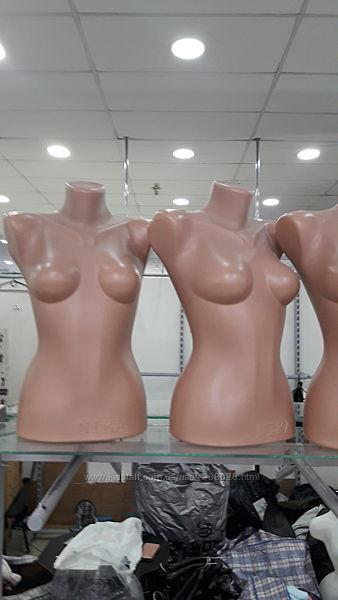 Манекены-торсы женские