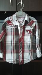 Продам детскую рубашку Guess