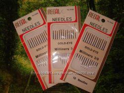 Набор специальных игл для легкого вдевания нитки