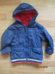 Тёплая курточка Mini Mode на 3-4 года