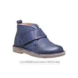 Кожаные ботиночки Bata Италия 28р.