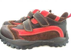 Кожаные ботинки Primigi 38р