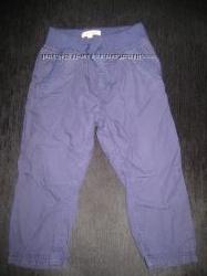 Штаны на хб подкладке18-24мес.