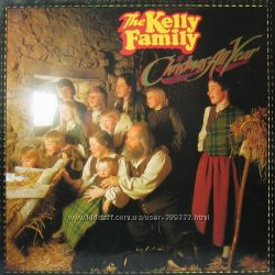 Виниловая пластинка Kelly Family - Christmas All Year