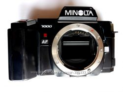 Плёночный фотоаппарат MINOLTA 7000
