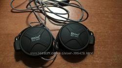Новые, качественные наушники  Shini MDR-Q940 с фиксацией вокруг уха
