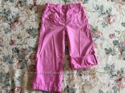 3-5 лет. TU. Летние штаны- Капри. Утяжка